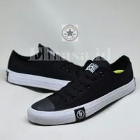 Sepatu Converse ALL Star Petir Warna Hitam