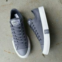 Sepatu Converse ALL Star Petir Warna Abu