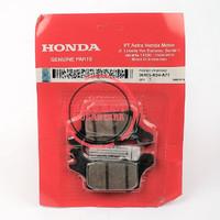 (New Vario 125 / 150 eSP) Honda ORI Pad Set FR Brake Kampas Rem DEPAN