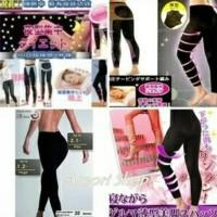 Slimming Night Legging ( bahan seperti stocking TIPIS )