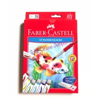ATK0066FC (isi12warna Cat Air Watercolour 121004N faber castell