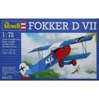pesawat Fokker D VII 1/72 revell model kit