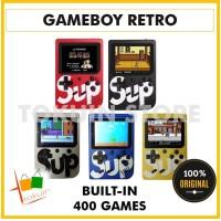 Gameboy Retro FC 400 SUP Mini Game Boy Console Classic Box Portable