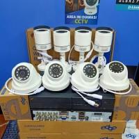 PAKET CCTV 8CHANNEL EDGE 2MP 1080P LENGKAP, 8CH KAMERA FULL HD