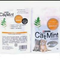 Serbuk Catnip Penjinak Kucing Pure CatMint