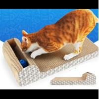 Cat Scratching Pad - Cakaran kucing - Mainan Kucing - Garukan kucing