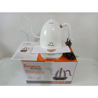 Alat Kopi Brewista Artisan Gooseneck Kettle Angsa 600ml Pure Electric