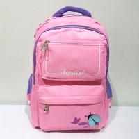 Tas Sekolah Remaja Ransel Import Anak SD SMP Farnell Backpack Cantik