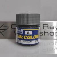 Mr. Color 8 Silver Lacquer 10 ml