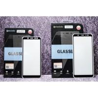 MOCOLO FULL LEM Tempered Glass Samsung A6 A8 Plus A7 A9 2018 ORIGINAL
