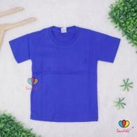 Kaos Oblong uk. 4-6 Tahun / Baju Anak Laki Perempuan Baju Murah Atasan
