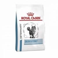 Royal Canin Vet Skin & Coat Feline 1.5kg - Promo Price