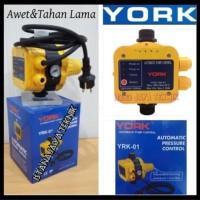 Otomatis Pompa Air York -01 Automatic Pump Control Auto Restart