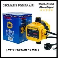 Automatic Pump Control YORK -01 Pump Auto Restrat