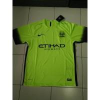 Jersey Manchester City 3rd 15 16 Grade Ori Liga Inggris