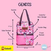 Cooler Bag Gabag Gendis Free 2 Ice Gel