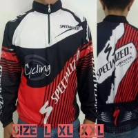 KAOS JERSEY SEPEDA GOWES MTB GUNUNG SPECIALIZED