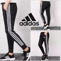 Celana Training JOGGER PANJANG ADIDAS / celana olahraga running sport
