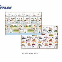 HOT PROMO Karpet Bayi Parklon PE Playmat Double Side Korea / Alas Lant