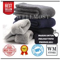 Kaos Kaki Thermal Tebal Jamin Hangat Wool Domba Winter Musim Dingin