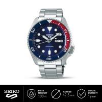 Jam Tangan Pria Seiko 5 Sports SRPD53K1 Automatic Blue Dial SRPD53