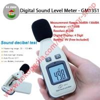 LCD Sound Level Meter Noise Test Tester Digital DB Decibel New GM1531