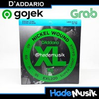 Senar Daddario EXL220 Untuk Bass 4 Senar 40 - 95 (Original USA)