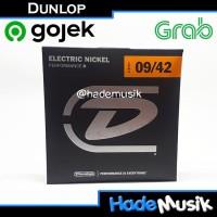 Senar Dunlop Nickel 09-42 Untuk Gitar Elektrik (Original)
