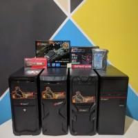 rakitan N komputer pc cpu gaming paket computer int core i5 8 gb murah