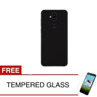 Case for Asus ZenFone 5Q /5 Lite/ ZC602KL -Slim Soft Case -Hitam Solid