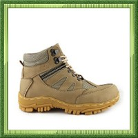 sepatu boots Sepau Pria Croile Armor Boots Safety Ujung Besi Tracking
