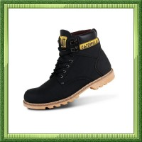 sepatu tactical Sepatu Pria Holton Boots Safety Ujung Besi