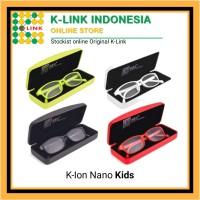 K ion Nano Kids Original K-link Kacamata Terapi Anak Pria Wanita