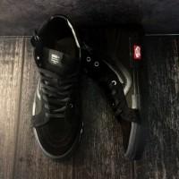 VANS SK8HI REISSUE CAP CHECKER BOARD BLACK/BLACK