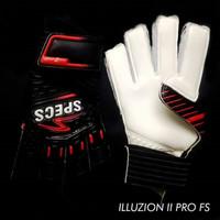 Sarung tangan kiper specs illuzion fingersave goalkeeper glove