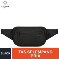 Bodypack Patrol Cross Sling Bag - Black