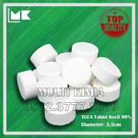 TCCA 90% Kaporit Tablet KECIL - 1kg