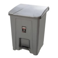 Tempat Sampah Injak 50 Liter Shinpo 750 / Step On Dustbin / Kotak