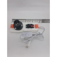 Alat test Lampu Led E-27 - test Downlight – test segala lampu