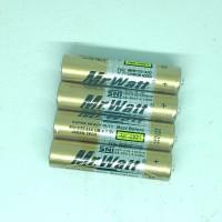 Batre Baterai Battery AAA Anti Bocor Mr.Watt Japan Tech Super
