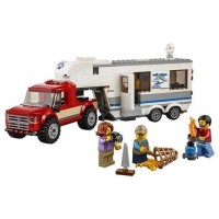 02093 Lego City Pickup & Caravan