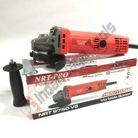 NRT-PRO 9750 VS VARIABLE SPEED Mesin Gerinda Tangan 4 Inch