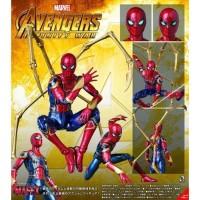 Mafex No. 081 Avengers Infinity War Iron Spider Man