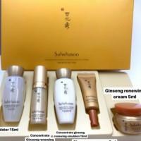 Sulwhasoo Ginseng Renewing Kit 5 items