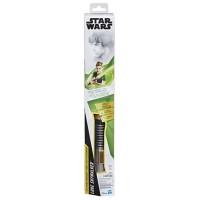 STAR WARS Luke Skywalker Electronic Green Lightsaber With Lights Sound