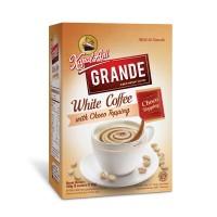 Kapal Api Grande White Coffee Topping - Dus