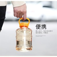 Botol Minum Bentuk Mini Botol Galon Kecil Unik Water MemoBottle 650ML