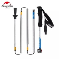 Trekking pole lipat 5 nodes NATUREHIKE NH15A023-Z tongkat hiking