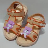Sepatu Sandal Gunung Anak Perempuan S26-30 New Era Karakter Panda
