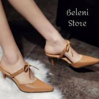 Sepatu Hells Pita Gianni SH75